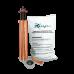 Kit puesta a tierra de 45A c/electrodo, filtro, compuesto H2O