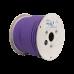 Bobina De Cable U/Utp Siemon De 4 Pares Z-Max Cat6a Ls0h Color Violeta 305m, 9c6l4-A5