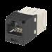 Conector jack RJ45 estilo TG Panduit mini-com/categoría 6, de 8 posiciones y 8 cables, negro, CJ688TGBL