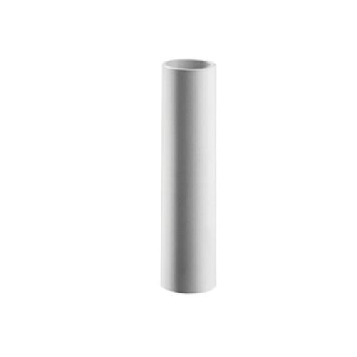Tubo r gido gris pvc auto extinguible 25mm x 3mts dx 25 325 - Tubo pvc rigido ...