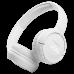 Diadema audífono inalámbrico JBL TUNE 510 pure bass bluetooth color blanco, JBL TUNE 510BT WHT