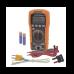 Multimetro Digital Klein MM-400 Rango Automatico de 600v Incluye Bateria