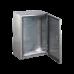 Gabinete de Acero Inoxidable IP66 Precision Uso en Intemperie con Placa Interna Galvanizada, PST-406025-INOX-B