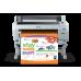 "Plotter Epson Sure Color T5270, 36"" Red/USB, SCT5270SR"